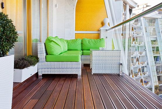 Vloer Voor Balkon : Dakterras balkon vloer laten leggen hester dakwerken